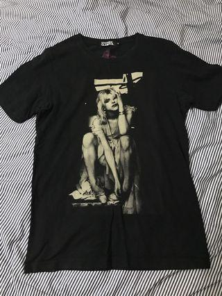 Hysteric Glamour tee size S