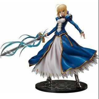 Fate/Grand Order: Saber/Altria Pendragon 1: 4 Scale PVC Figure