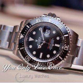 Rolex Sea Dweller 126660 (NEW Piece)