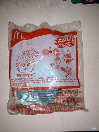Mainan Happy Meal Mcd