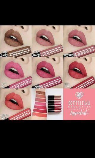 Emina lipcream