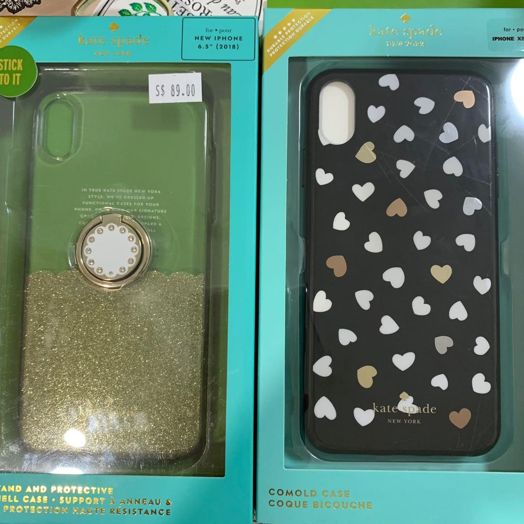 coque kate spade iphone xs