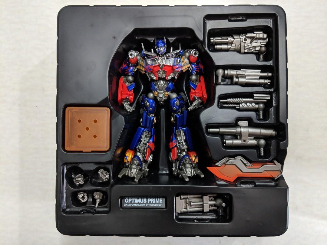 山口式 030 柯柏文 Sci-fi Revoltech 030 Optimus Prime