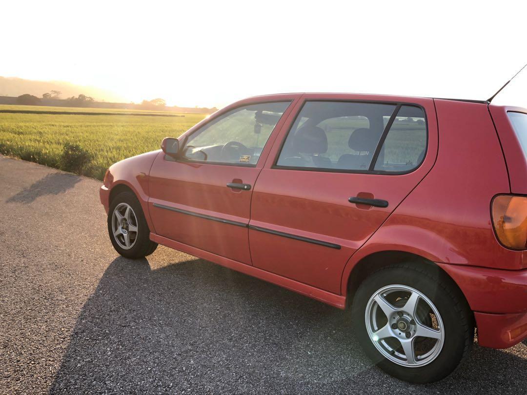 自售 VW Polo 1.6