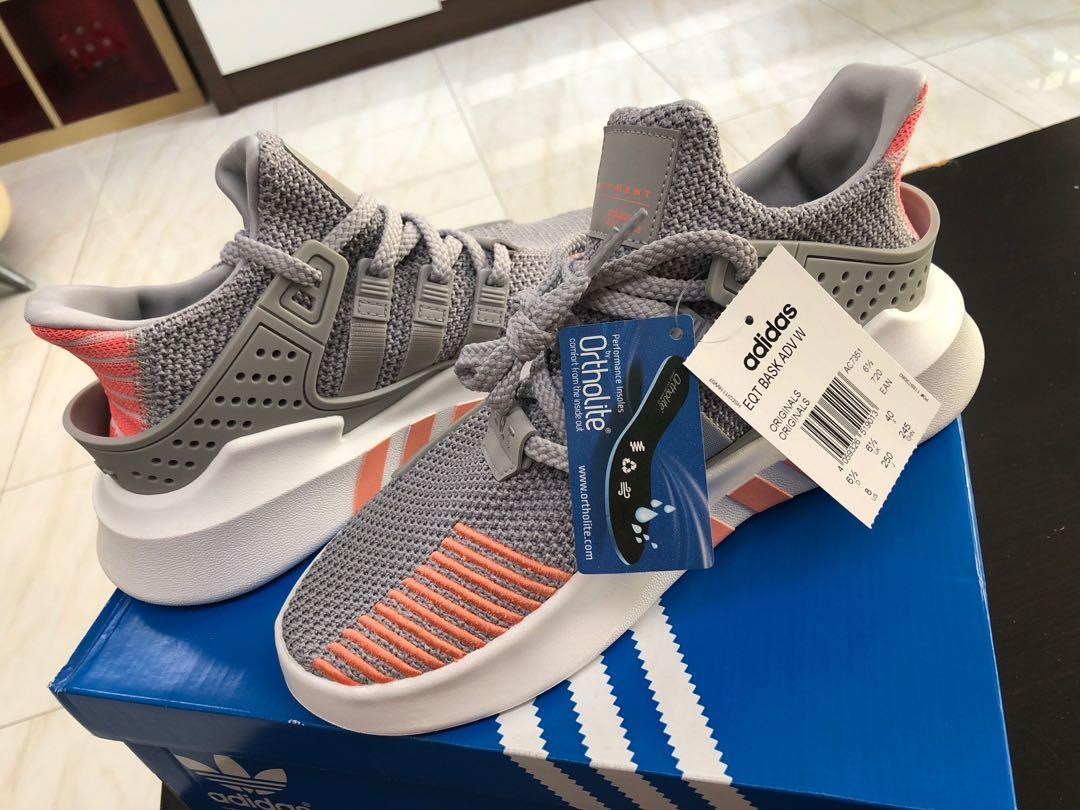 Adidas EQT Bask Adv Womens Shoes, Women