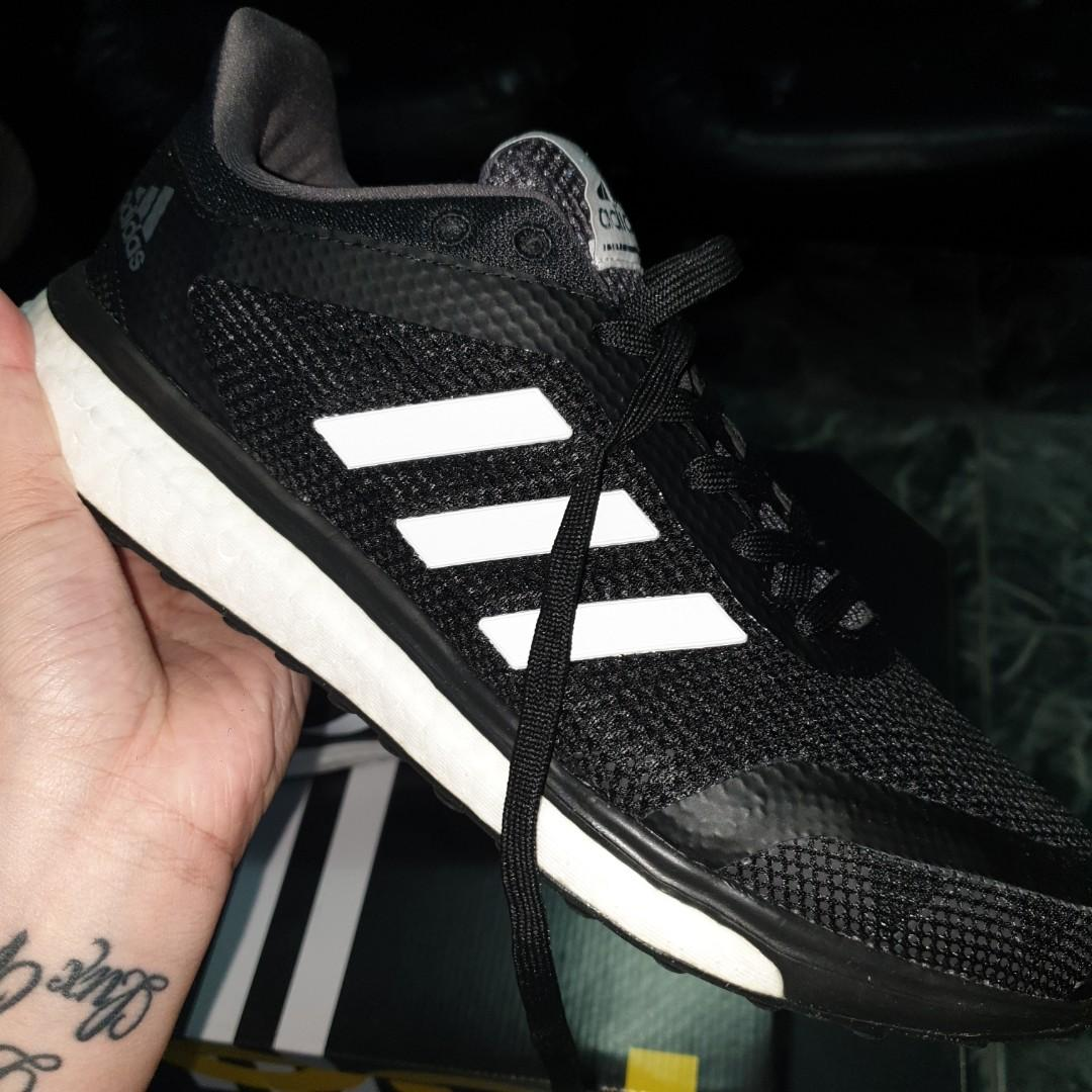 Adidas response + m running shoes