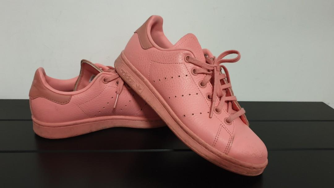 Adidas Stan Smith tactile rose