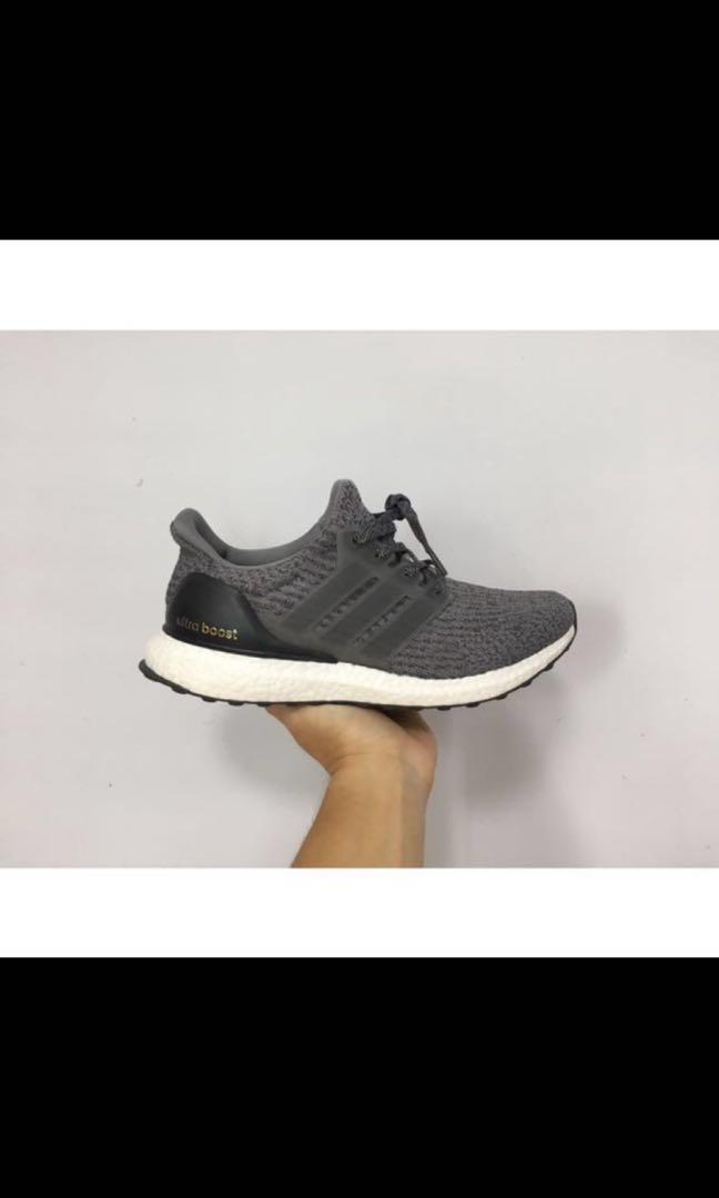 best loved 099a0 69682 Adidas Ultra Boost 3.0 Mystery Grey