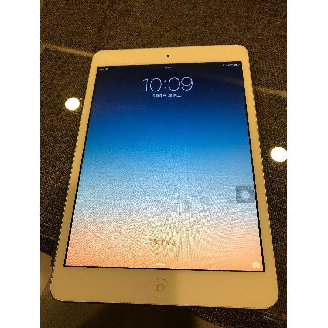 Apple IPad mini Wi-Fi 64G (限面交自取)