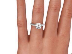 Austrian promise / engagement ring size 7
