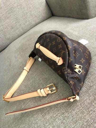 Authentic BRAND NEW LOUIS VUITTON Belt Fanny Bum Bag Backpack