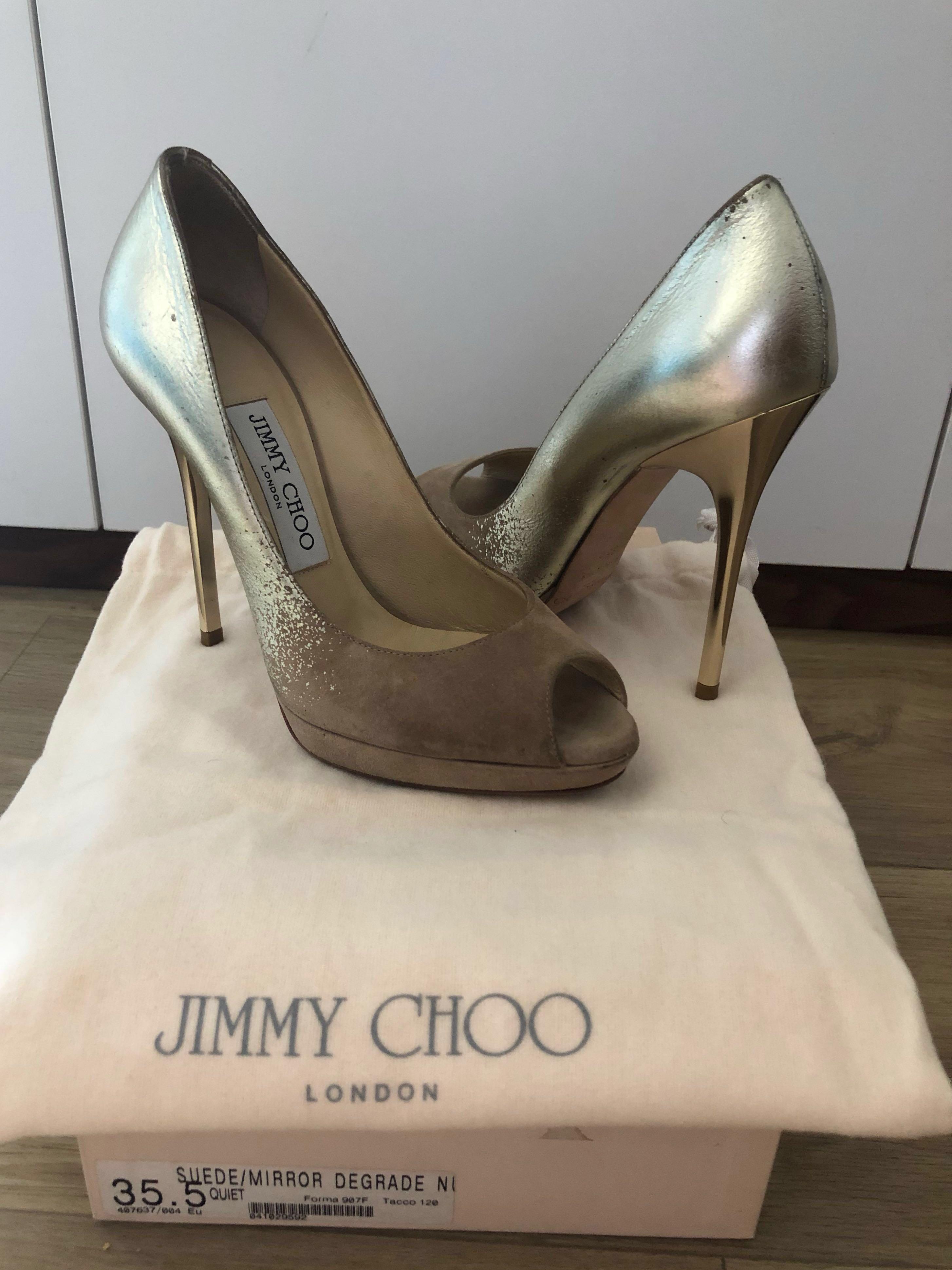 Authentic Jimmy Choo's vintage, Women's