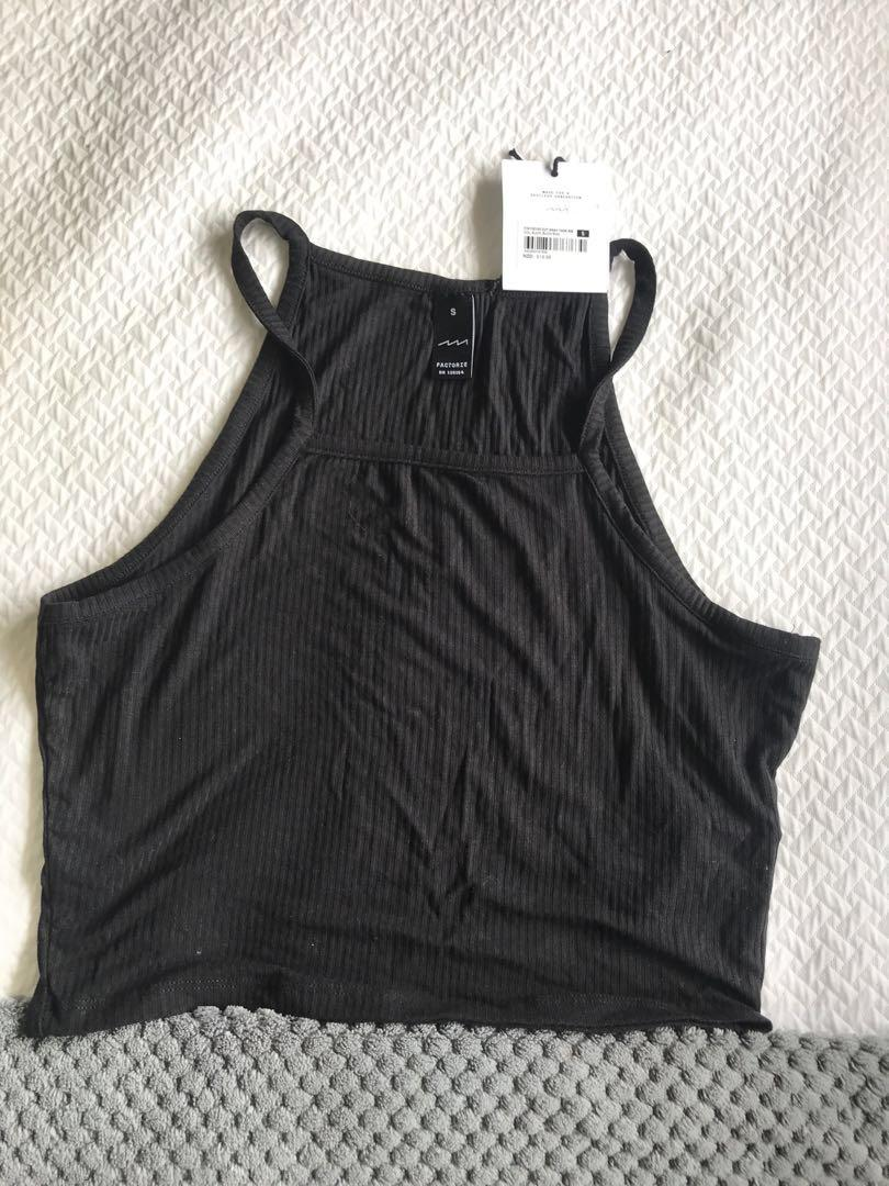 Black Factorie top BNWT!