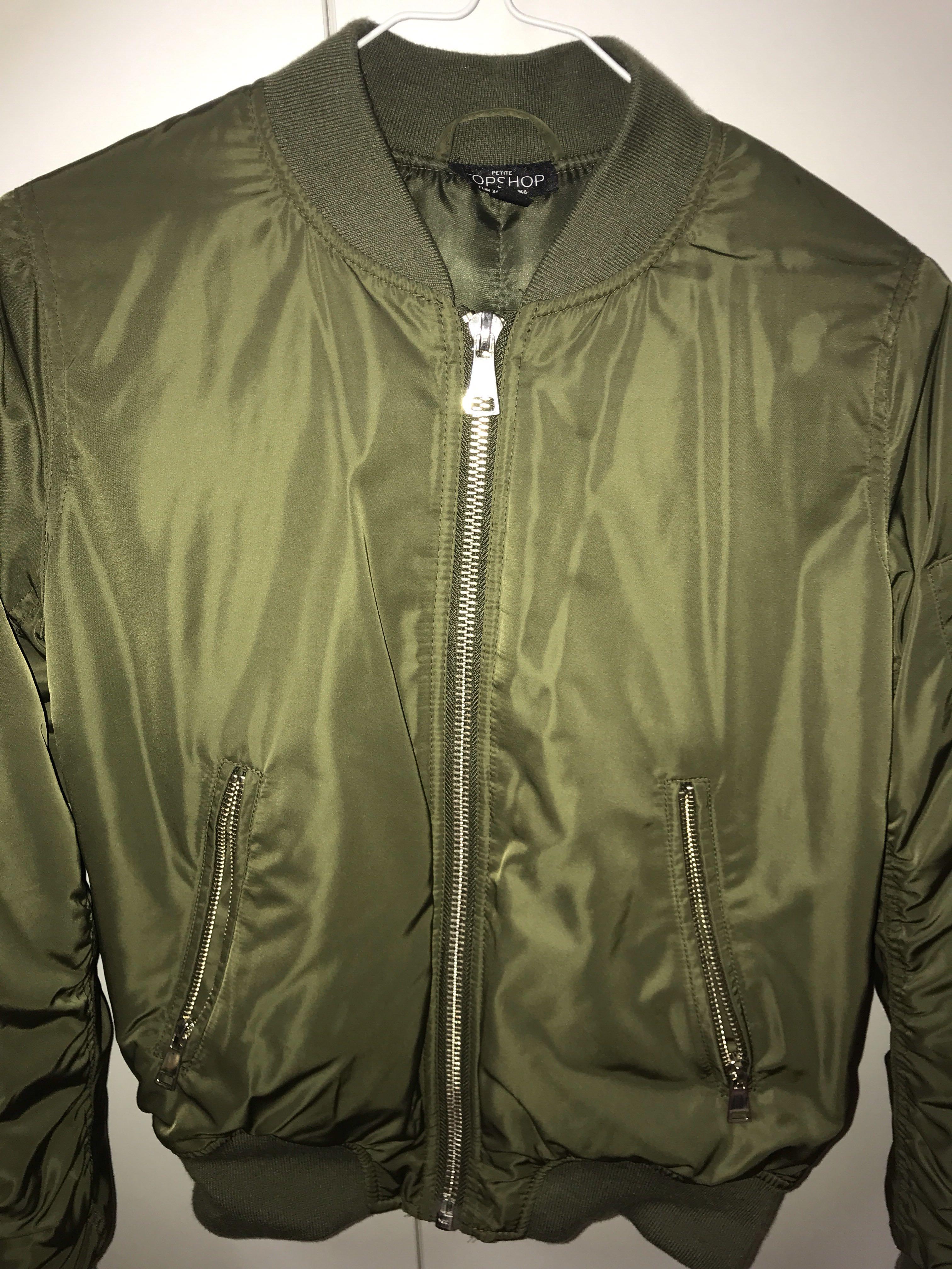 e2eb68bd2 Camo Bomber Jacket