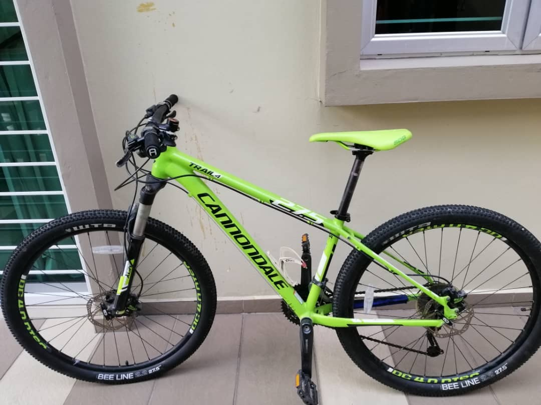 1f2804323fb Cannondale trail 4, Bicycles & PMDs, Bicycles, Mountain Bikes on ...