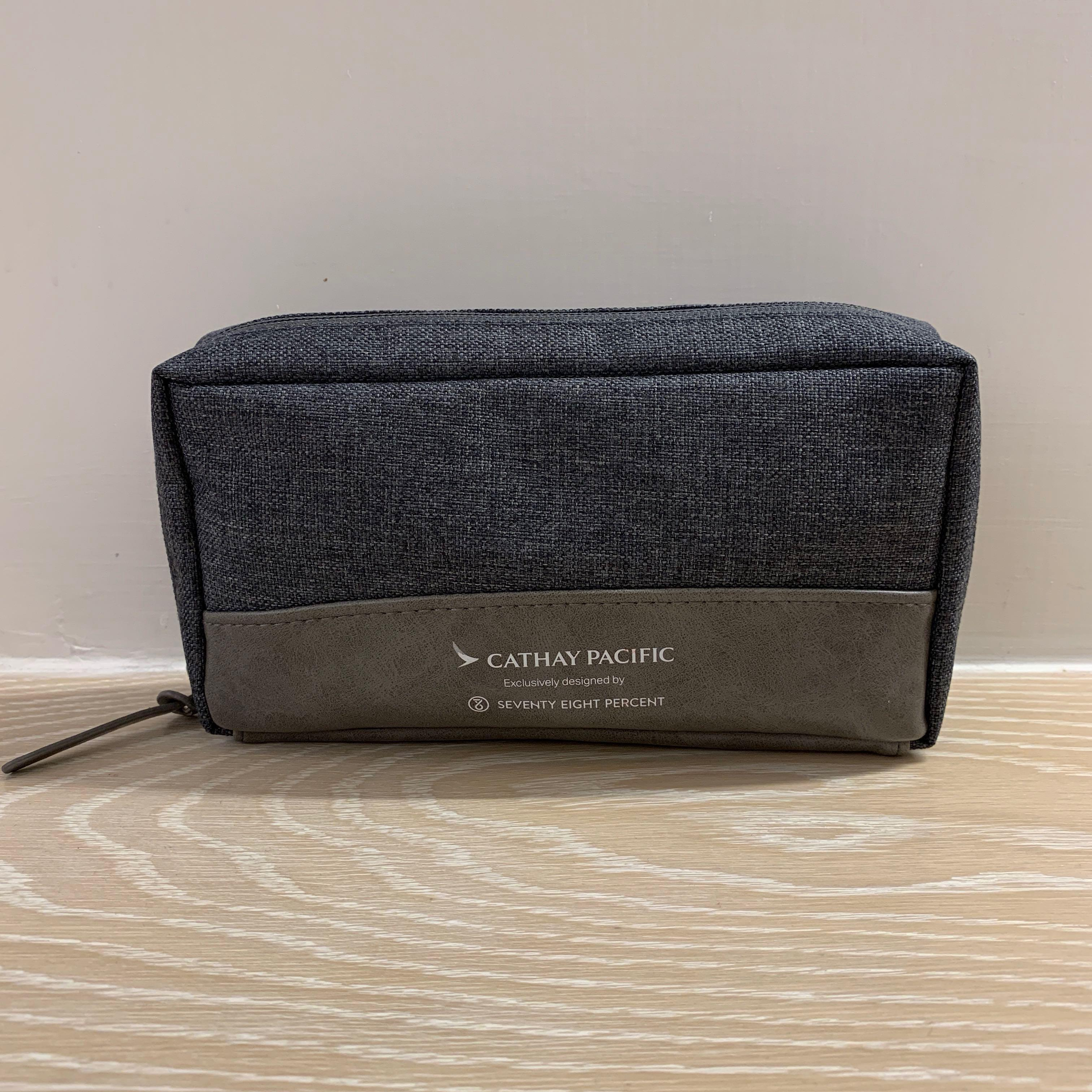 Cathay Pacific Business Class Overnight Kit