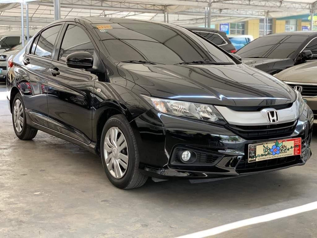 Exciting Offer 2017 Honda City 1.5E M/T only P11T monthly at 30% DP