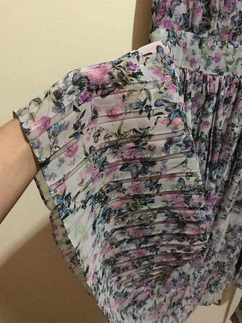 Flower Dress pliskeT PREMIUM DOROTHY PERKINS