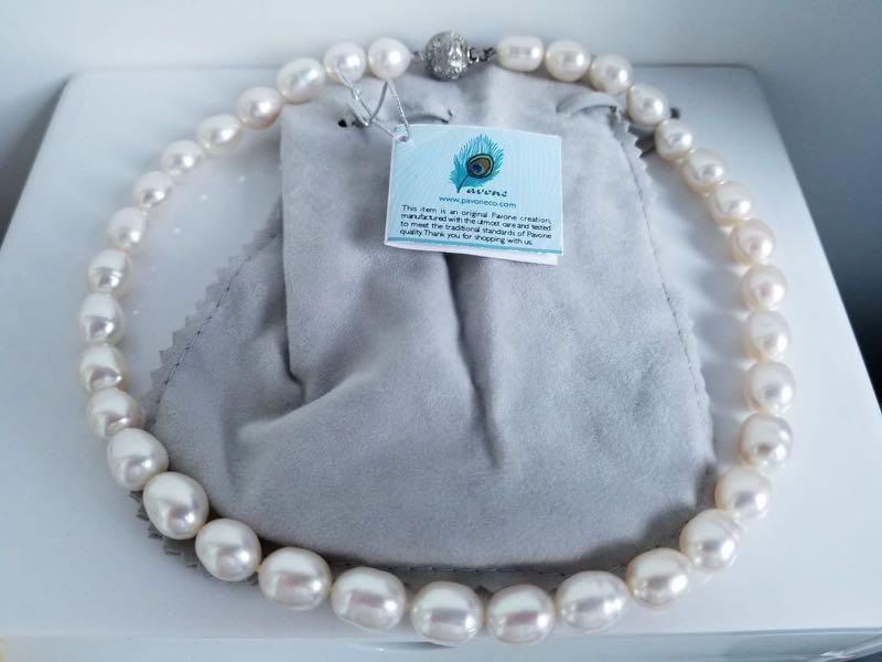 Freshwater Pearls Necklace - Length 38.5cm