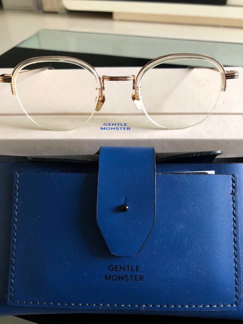a4afa110671a1 Gentle Monster MIG C1 spectacle frames