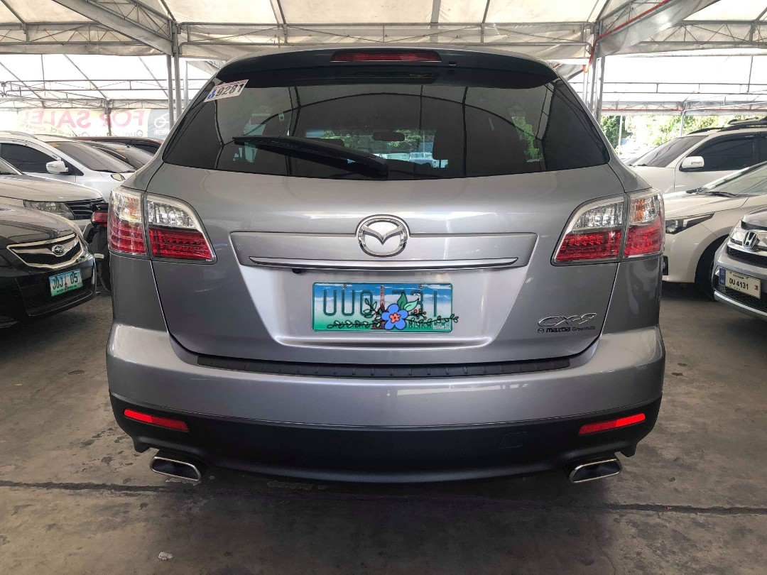 Good Deal 2013 Mazda CX9 4x2 A/T Gas only P14T monthly at 30% DP