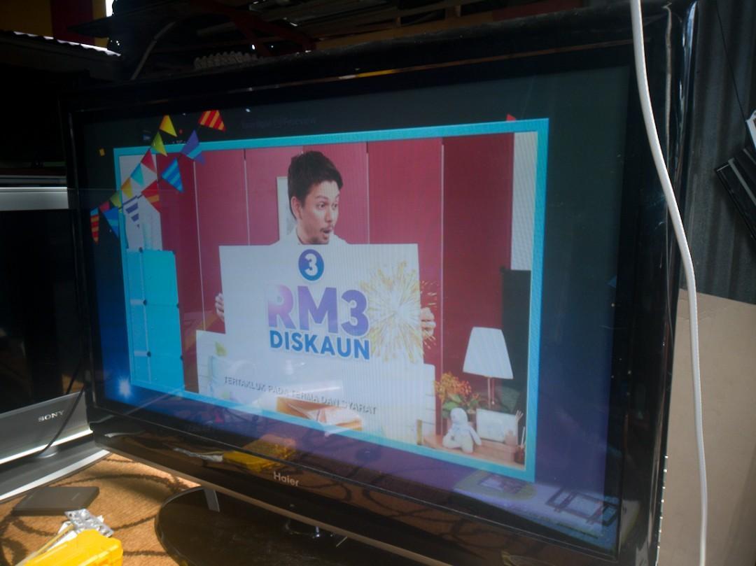 HAIER 42'' PLASMA TV