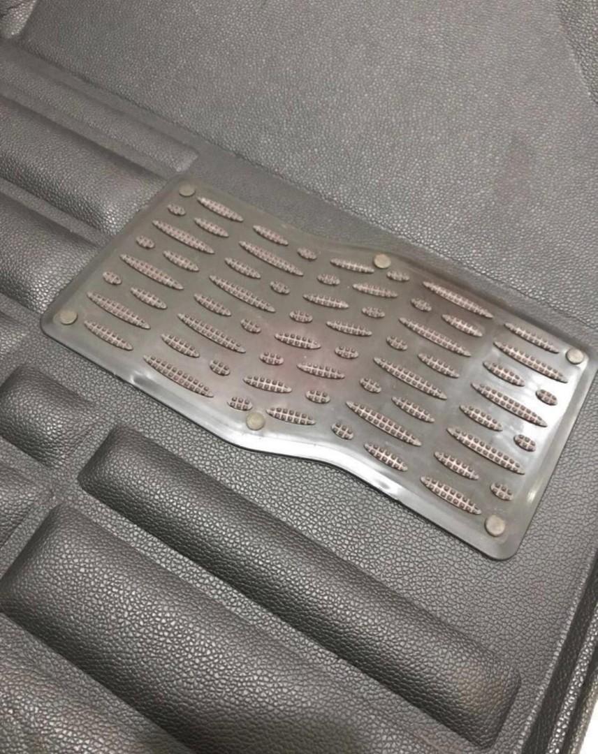 Hyundai Ioniq Car Floor Mat Matters Inspired Taxi 4pc $128