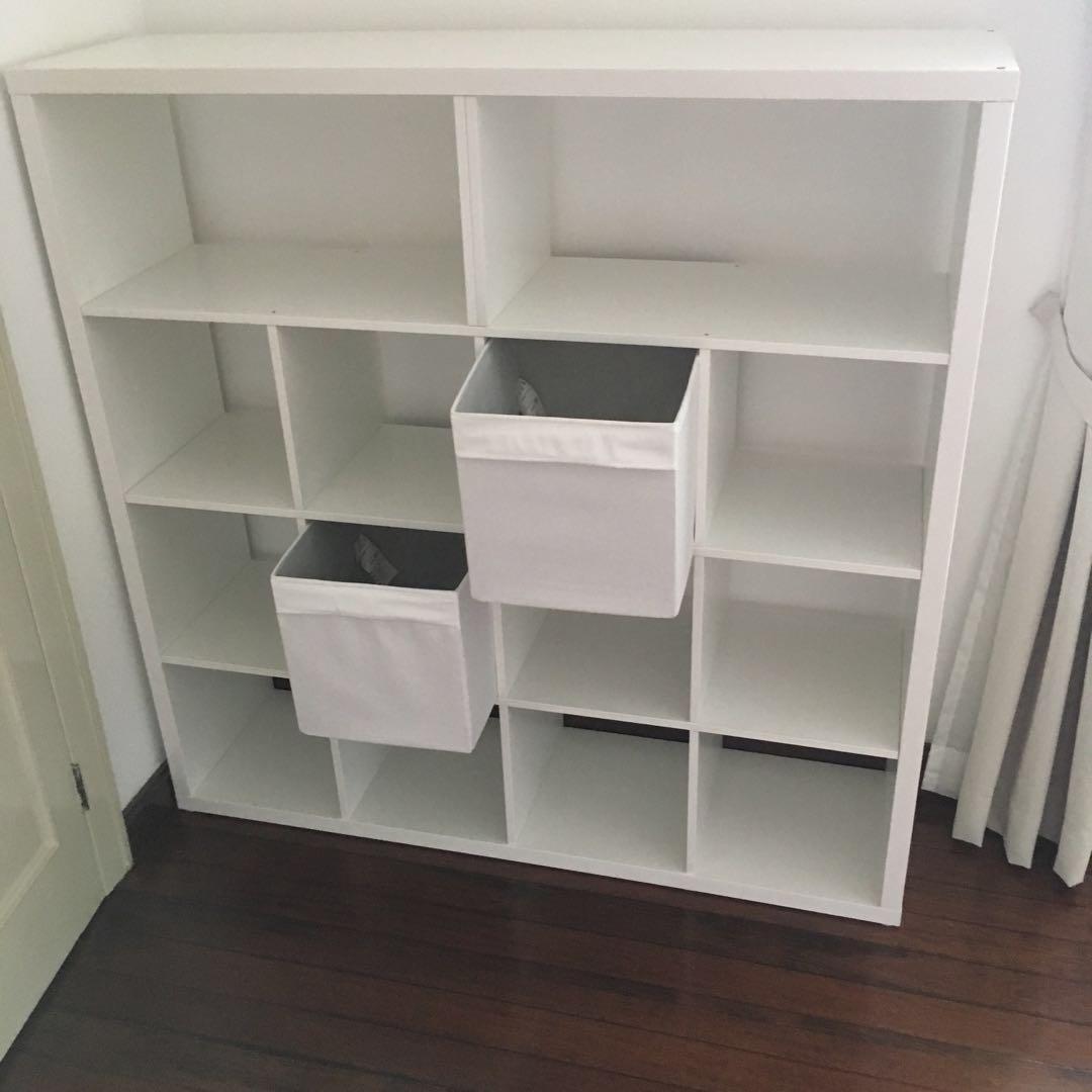 Ikea Kallax 4x4 Kallax Shelf Unit 2019 11 02