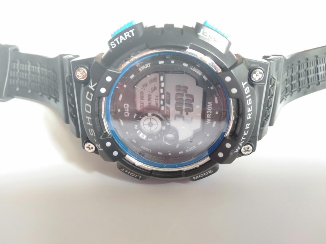 Jam tangan pria baru dan murah