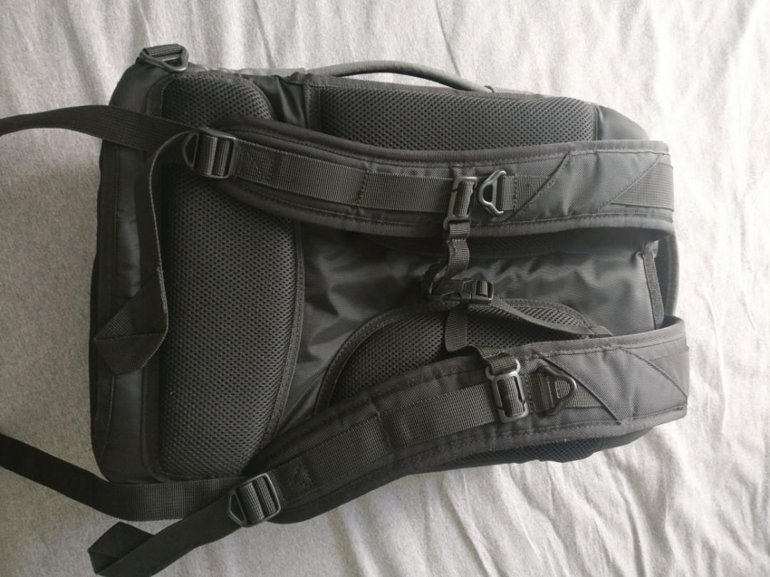 Laptop bag and backpack