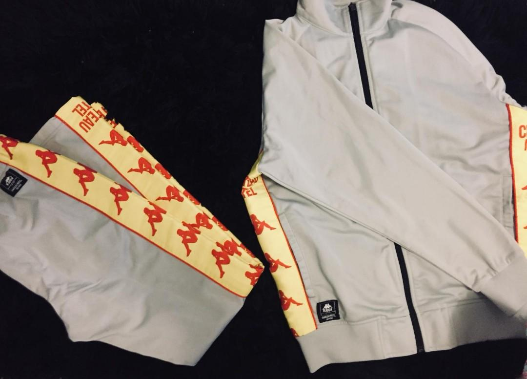 Limited Edition Kappa x Chateau Motel Baomsk Track Suit