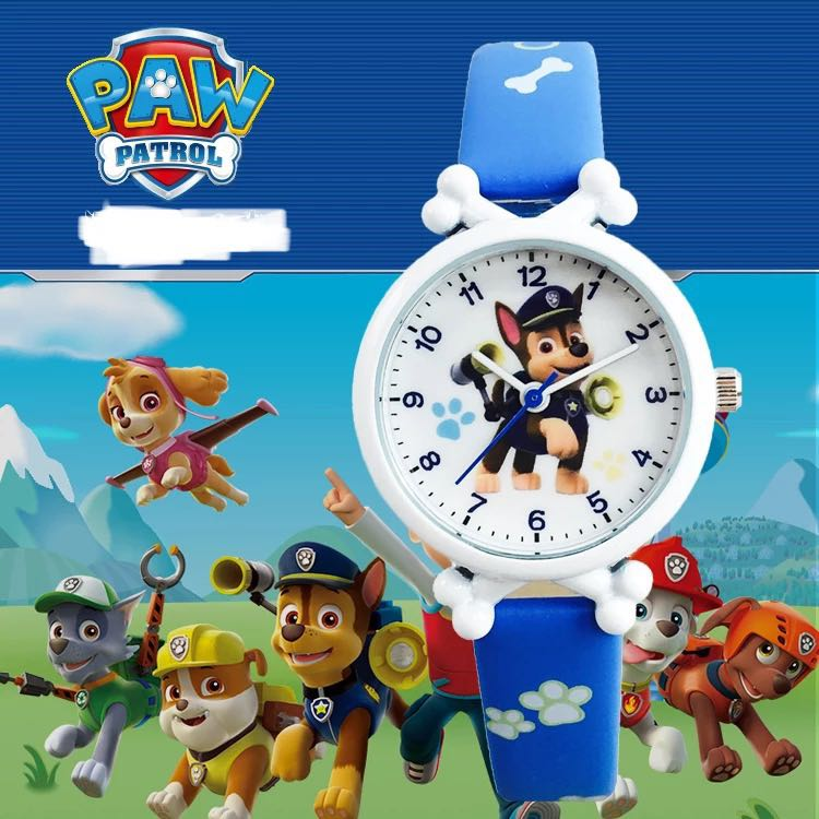 Little Paw Patrol Kid Watch Hgd871 Color As Attach Photo