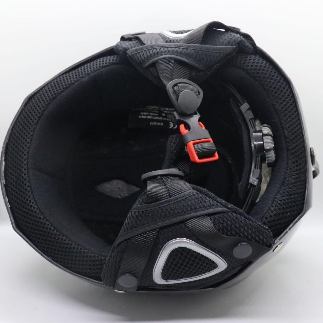 Lucky Bums Snowboard Helmet & Bolle Carve Snow Goggles