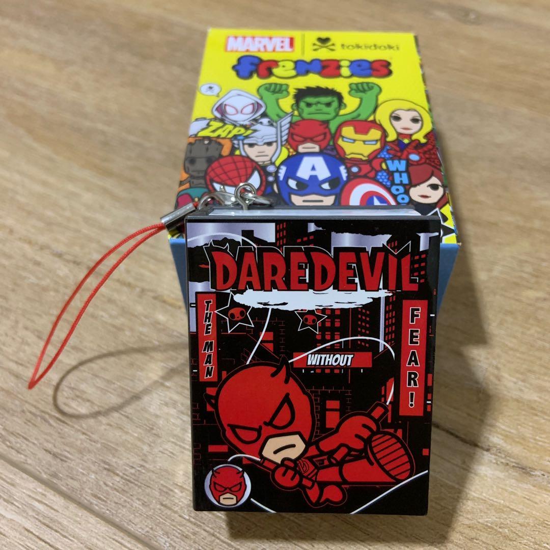 Marvel Mini Comic Frenzies Tokidoki Blind Box Mini Figure Charm New Sealed