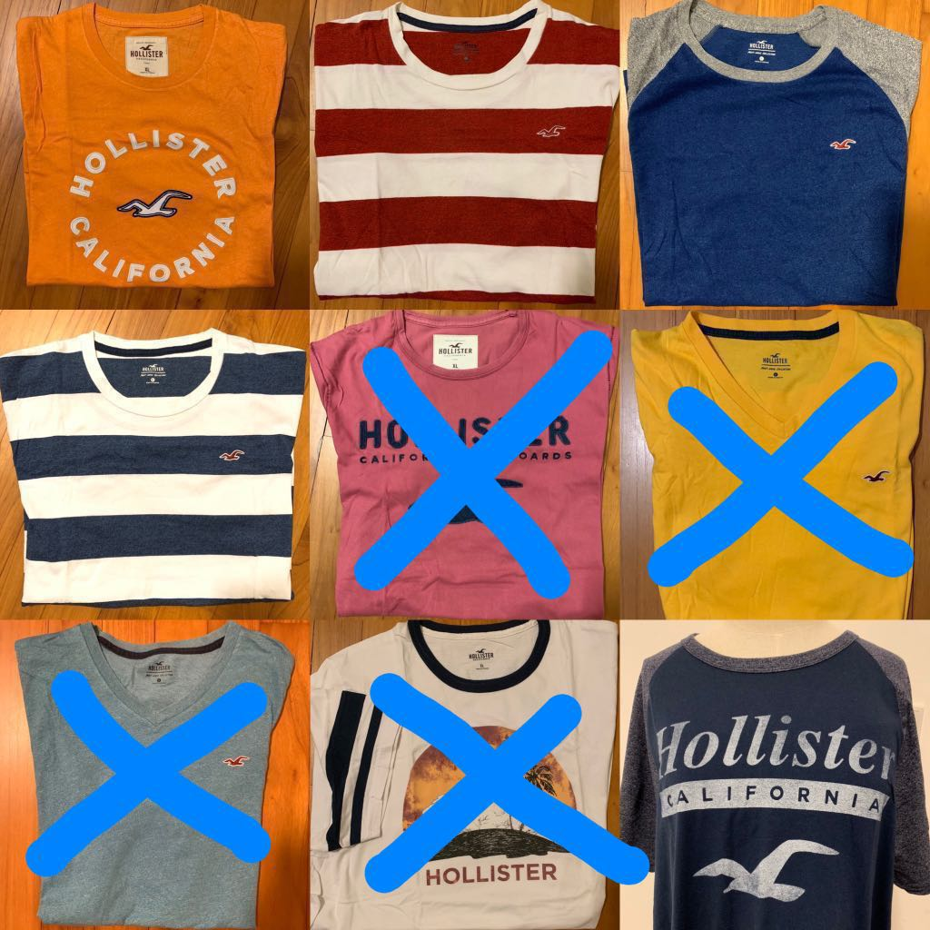 df0a72e2 Hollister Men39s Top Awesome Condition C Hollister Shirts Casual