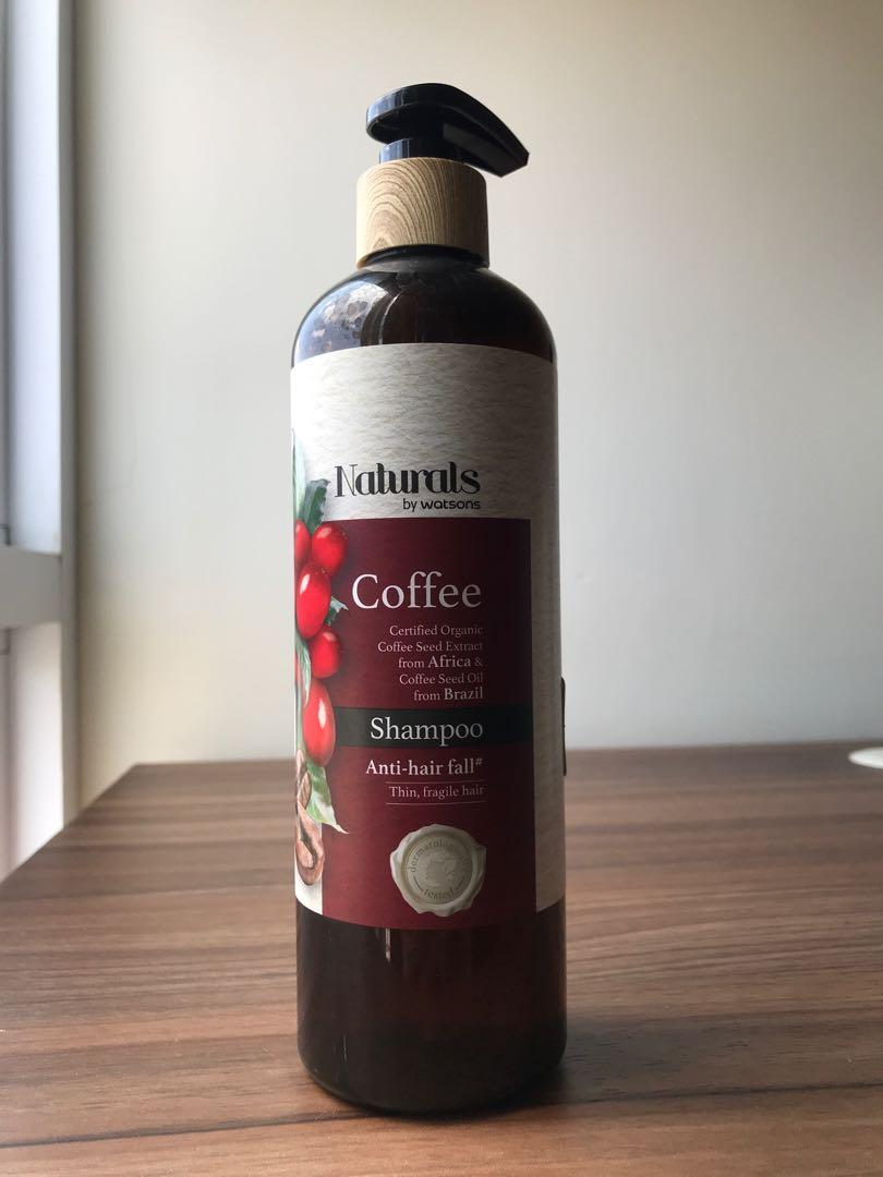 Naturals by Watsons Coffee Shampoo