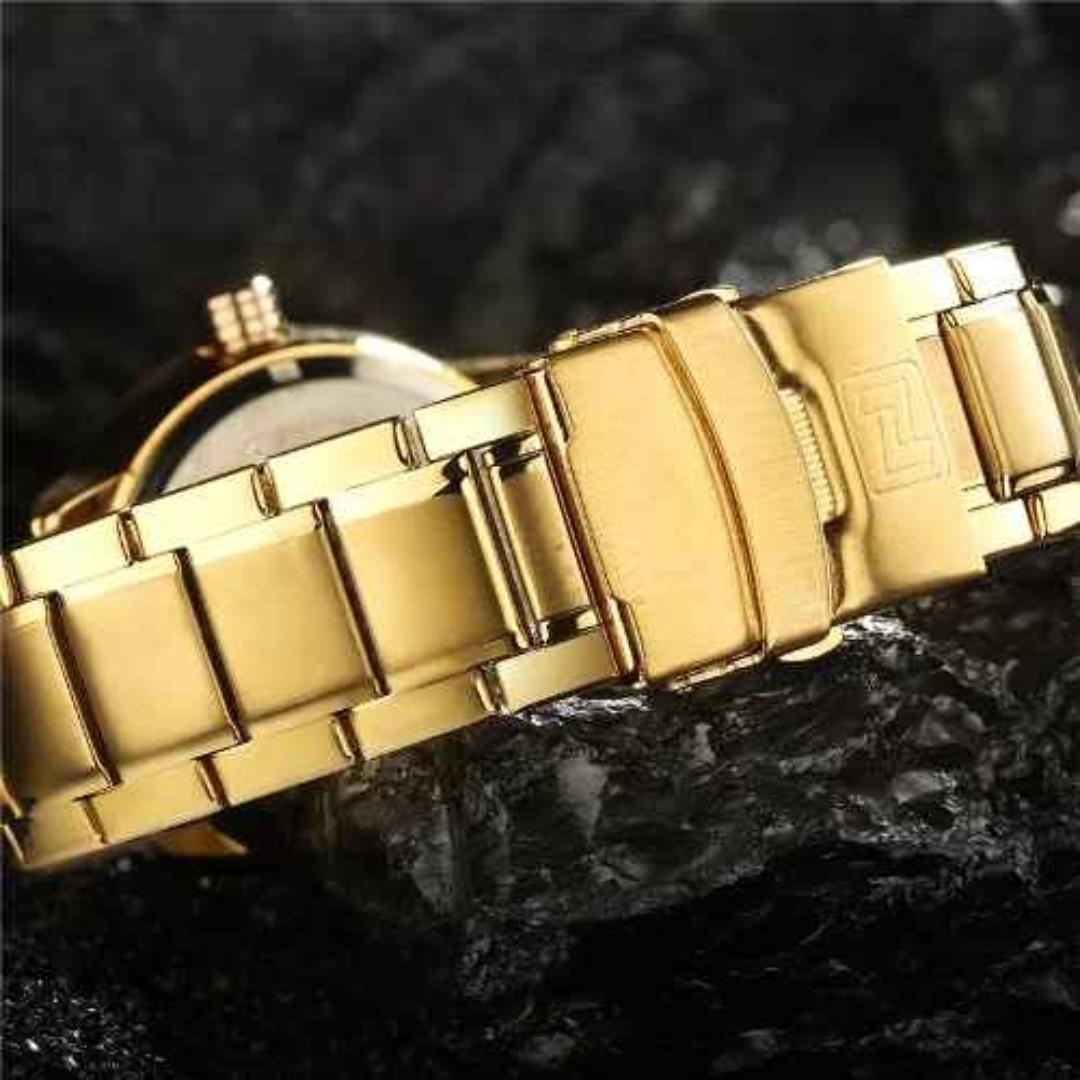 NEW NAVIFORCE Top Luxury Brand Watch Fashion Men Quartz Watches Sports Wristwatch For Male