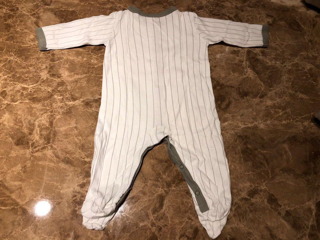 Next Baby Sleepsuit 6 months