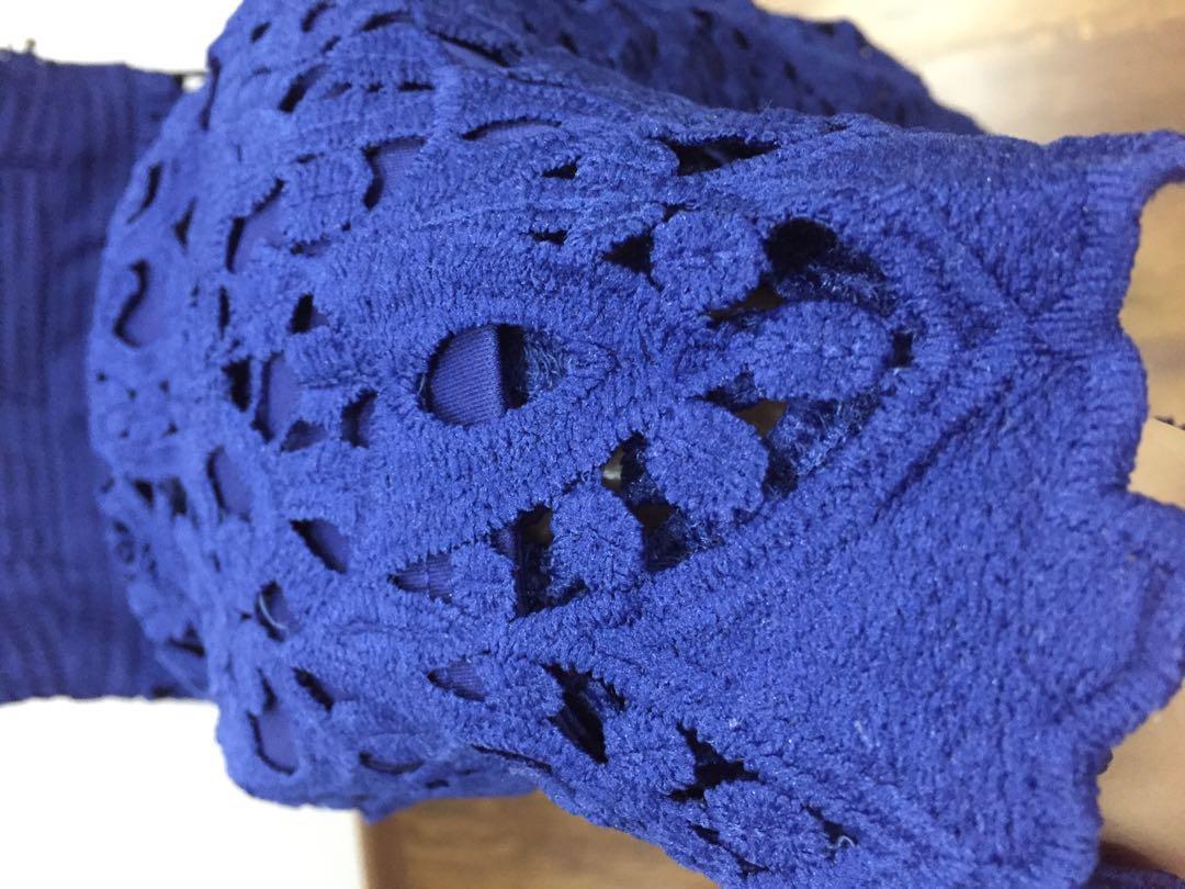 Nichi lace dress