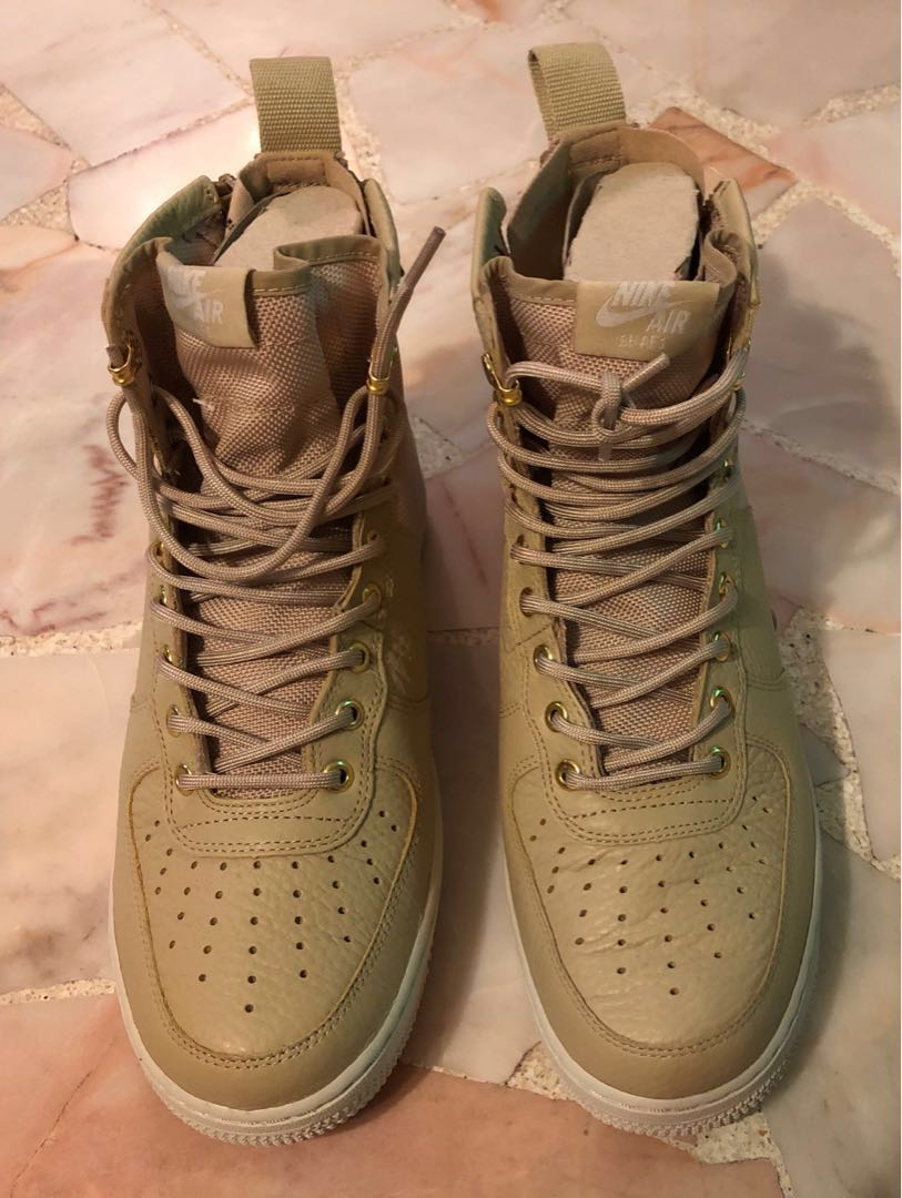 Mens Nike Air Force 1 Mid Euro Da Nasty Edition New Release