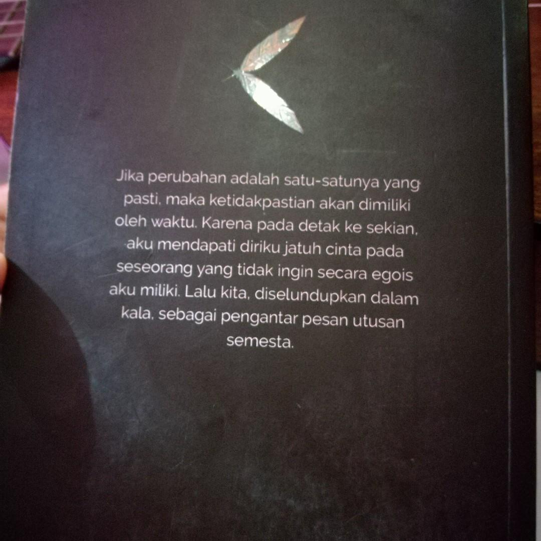 Buku Novel Kala (Preloved)