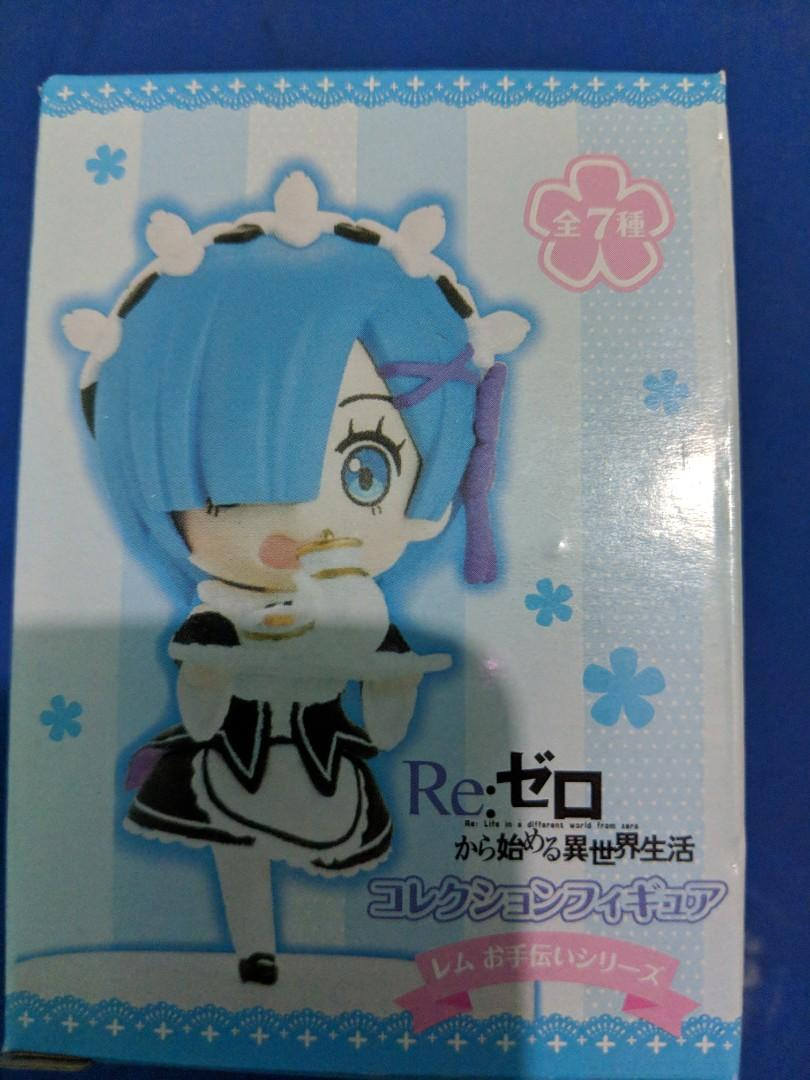 Rem cute figurine #ENDGAMEyourEXCESS
