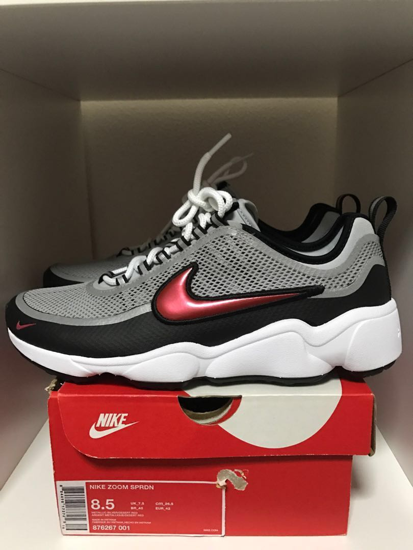 info for 63819 c3a5e  REPRICED  NIKE AIR ZOOM SPIRIDON, Men s Fashion, Footwear, Sneakers on  Carousell
