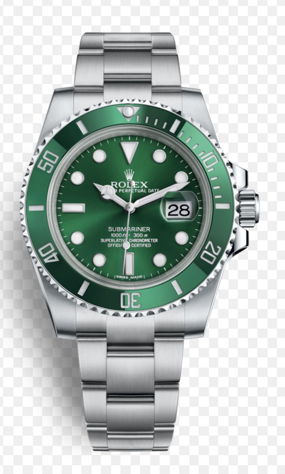 Rolex Submariner Hulk Luxury Watches On Carousell