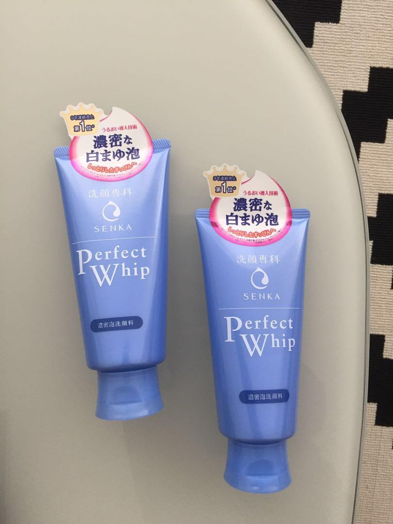 Senka (Shiseido) Perfect Whip x 2