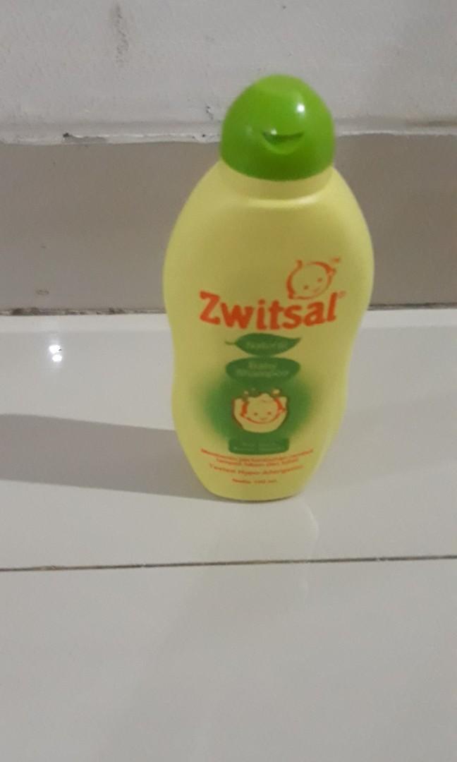 Shampoo Zwitsal 100ml
