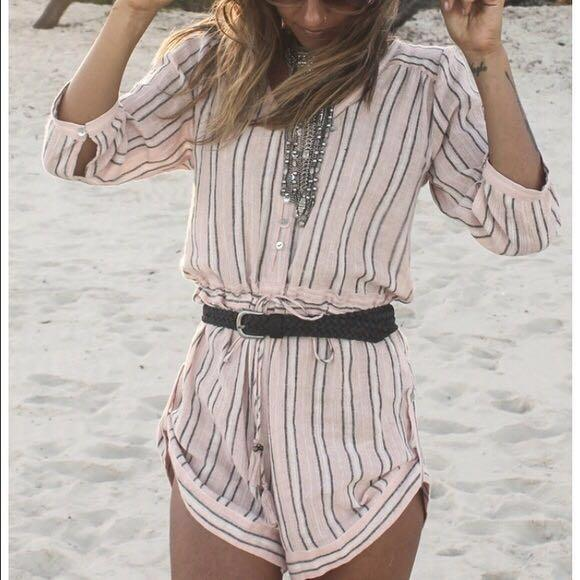 Spell and the Gypsy Island Boho Romper