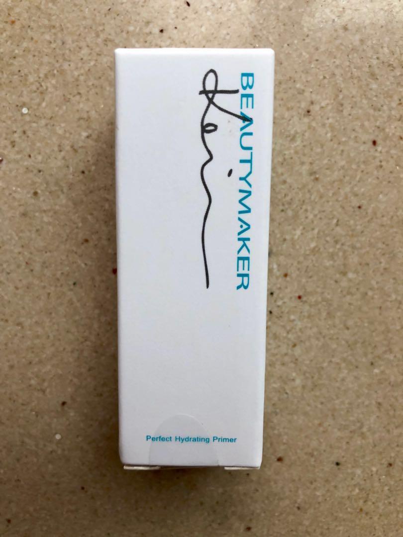 Taiwan Beautymaker Perfect Hydrating Primer 台灣水膜力壯前保濕凝露 5ml