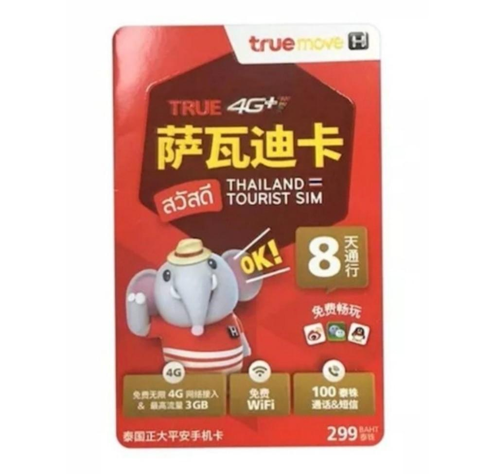 THAILAND overseas data SIM card