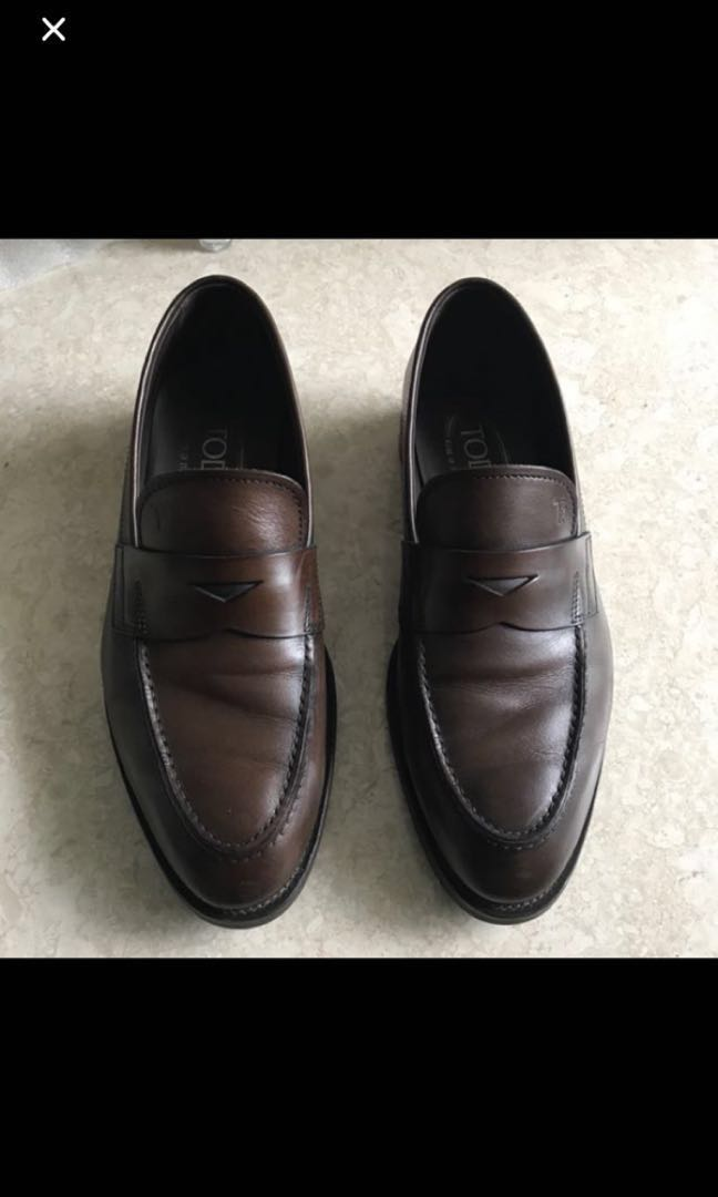 78ff9cae60 Tods loafers shoes, Men's Fashion, Footwear, Formal Shoes on Carousell
